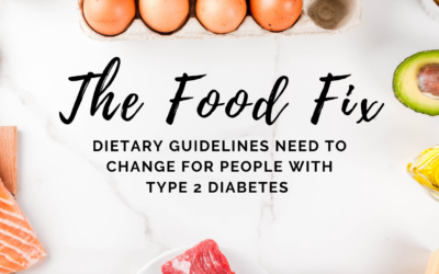 The Food Fix – Changing The Way We Manage Type 2 Diabetes