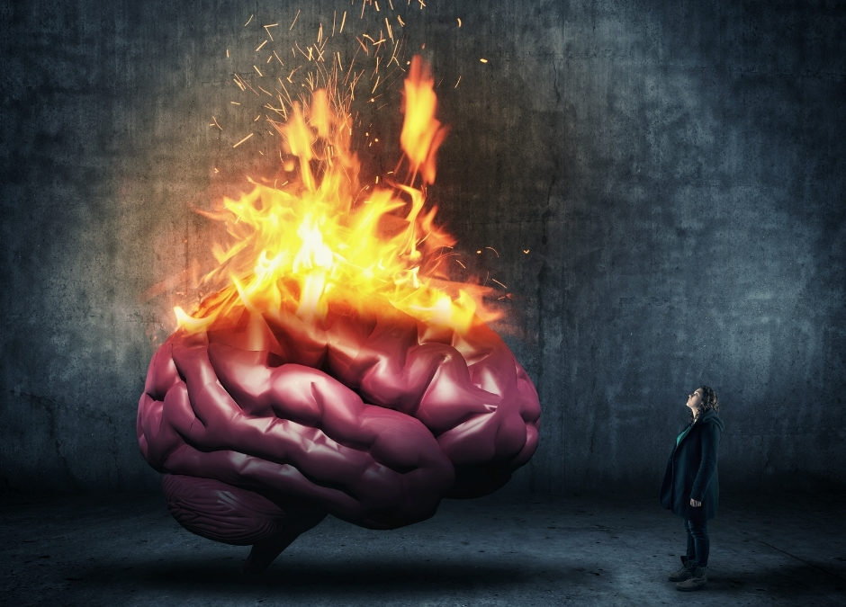 Depression – The Inflammatory Fire within the Brain